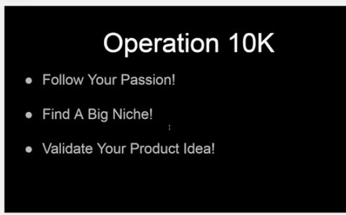 Operation 10K Review - Can Programs Like This Make Money?