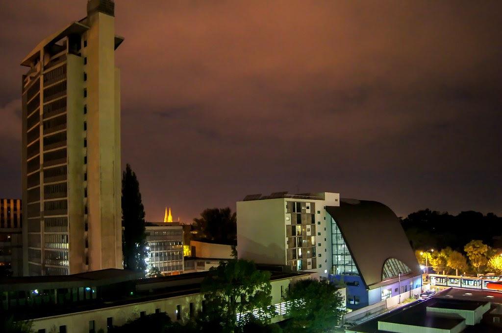 Strasbourg - France - Esplanade campus