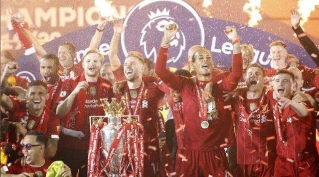 Liverpool League Title 2020 / Liverpool Fans Ones To Fondly Remember Premier League 2020 Will Be