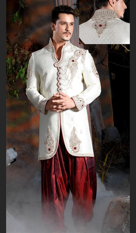 Indo western dress for men wedding   All women dresses
