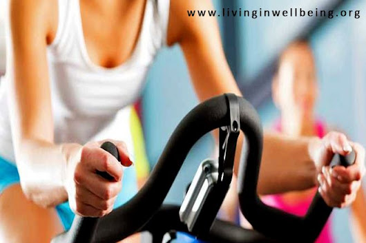 Health Benefits of Indoor Cycling reduces back pain