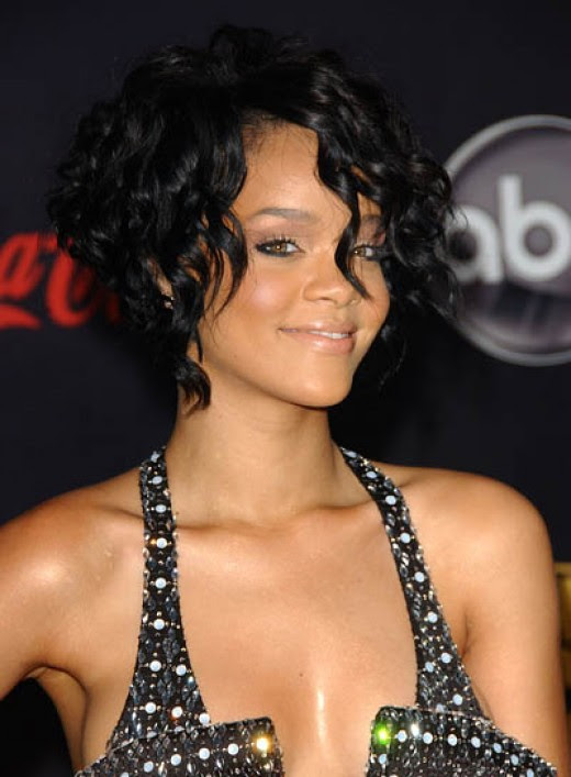 Adorable Short Curly Hairstyle