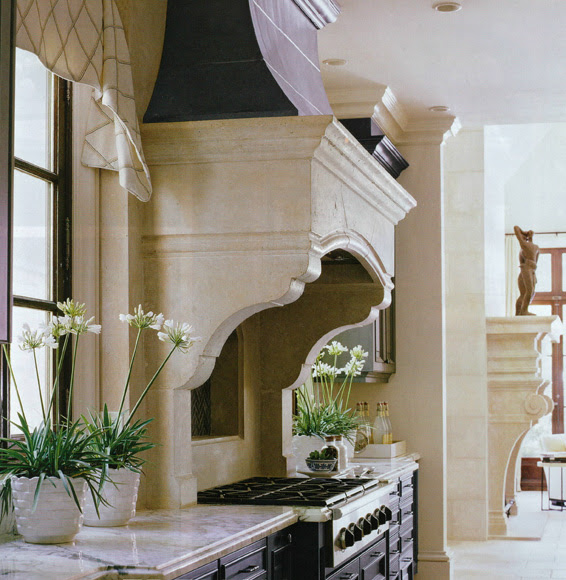 Pewter Kitchen with a Surprise - Interior Design Inspiration | Eva ...
