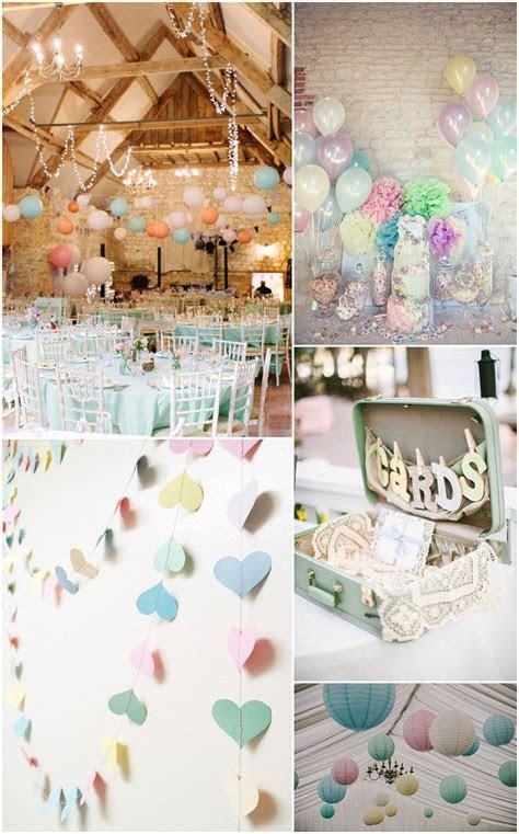 25  best ideas about Pastel wedding theme on Pinterest