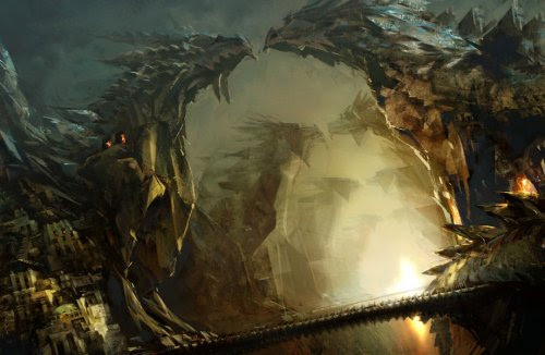 Guild Wars 2 Концепт Арт