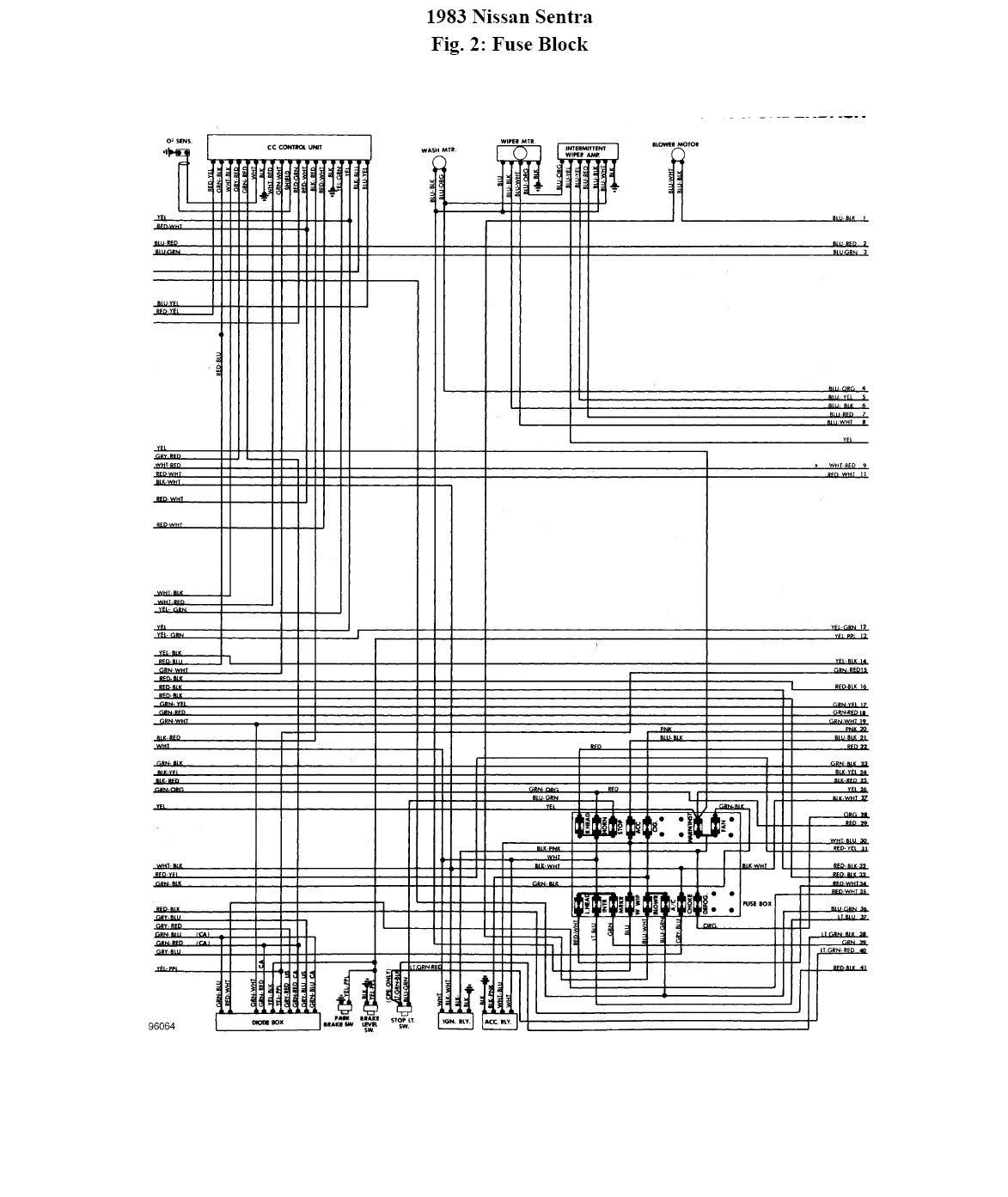 Nissan B11 Wiring Diagram Wiring Diagram Starter Starter Pasticceriagele It