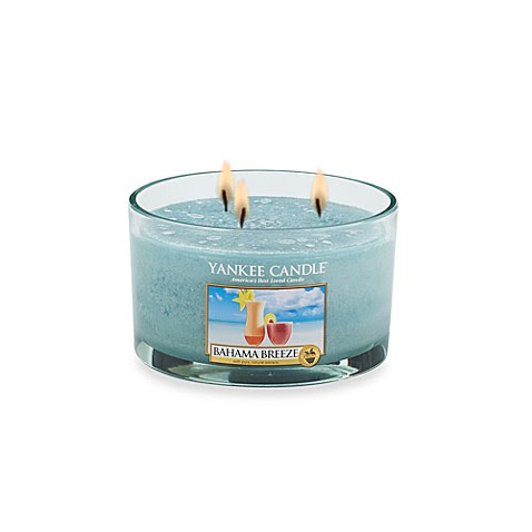 Buy Yankee Candle® Bahama Breeze 3-Wick Candle from Bed ...