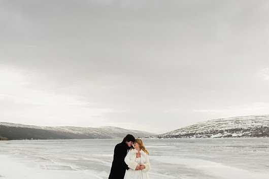 Frosty Iceland Anniversary Shoot | Janice Yi Photography