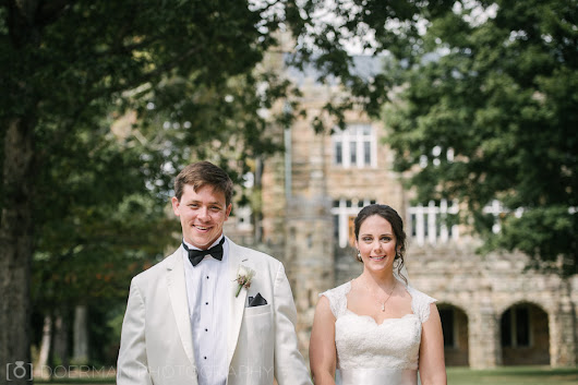 All Saints' Chapel Wedding: Sarah + Roger