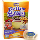 Now Foods Better Stevia Extract - 100 pack, 3.5 oz box