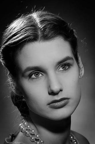 Vintage portrait by Alphamurph