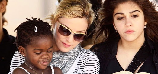 Madonna on Malawi's government: Malawians deserve so much better «  Madonnarama