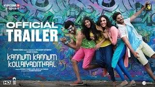 Kannum Kannum Kollaiyadithaal Tamil Movie (2020) | Cast | Trailer 2 | Release Date