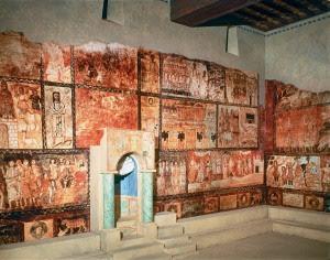 Dura Europos Synagogue ~ 244 A.D.
