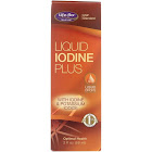 Life Flo Liquid Iodine, Plus, Liquid Drops - 2 fl oz
