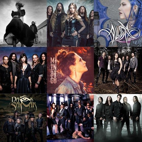 My Top Ten Symphonic Metal Albums | Metal Amino