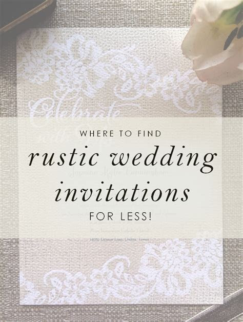Stylish and Affordable Wedding Invitations from Ann's