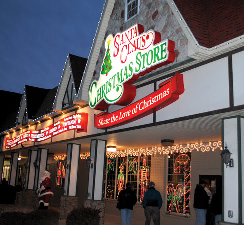 Holly Tree Christmas Shop (Santa Claus, IN): Hours, Address, Attraction Reviews - TripAdvisor