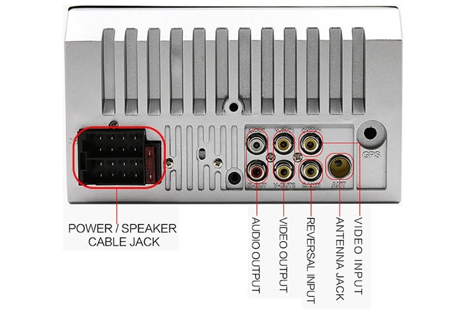 Diagram 30 Unique 7018b Radio Wiring Diagram