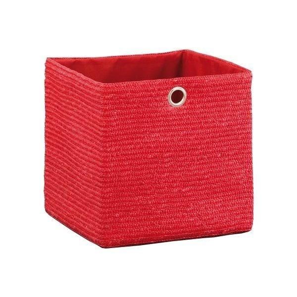 boite de rangement panier de rangement de la couleur. Black Bedroom Furniture Sets. Home Design Ideas