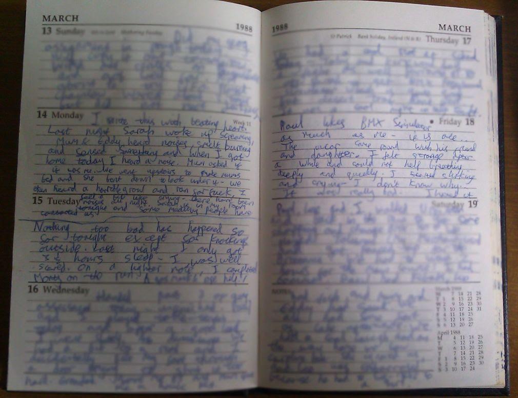 1988 diary