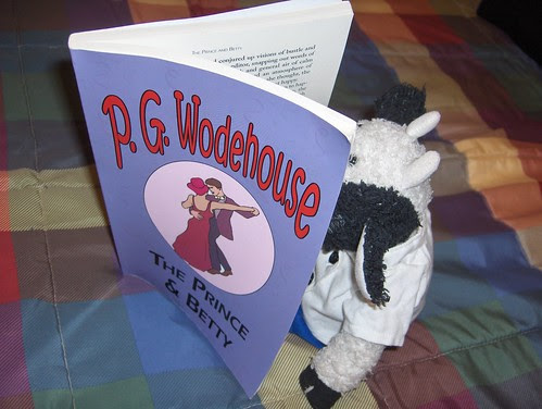 A Wodehouse a Week #75: The Prince and Betty