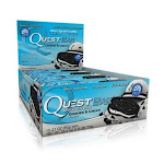 Quest Bars Chocolate Chip Cookie Dough 12 pack
