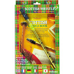 Waltons Learn to Play The Scottish Penny Whistle for Complete Beginners Twin Pack