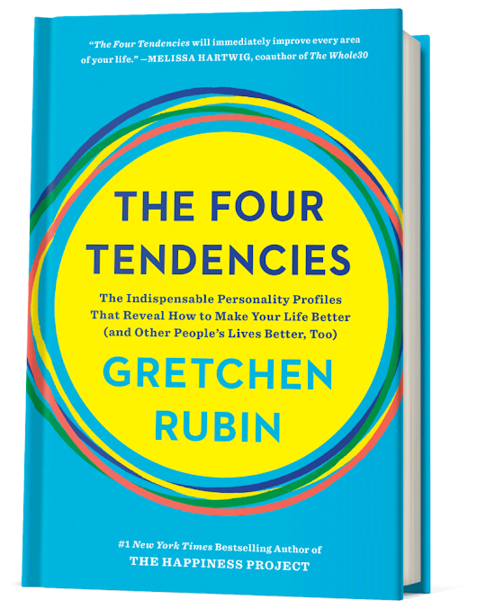 The Four Tendencies by Gretchen Rubin - Kara In the Kitchen