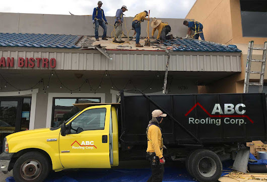 Why Cool Roofing is the Commercial Re-Roofing Game-Changer
