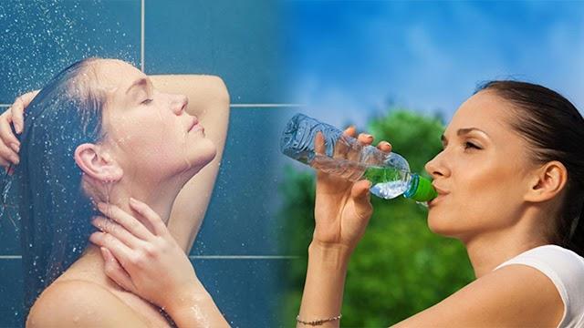 नहाने के बाद पानी पीने से होते हैं ढेरों फायदे, कई बीमारियां रहती है दूर