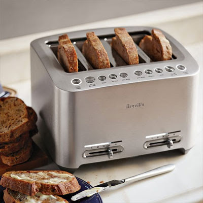 Best 4 Slice Toaster Reviews: Choose A Compact Design Or Full Size Retro Look For A Modern Kitchen