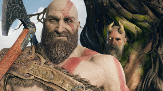 God of War Photo Mode Released - Here's What It Can Do - IGN