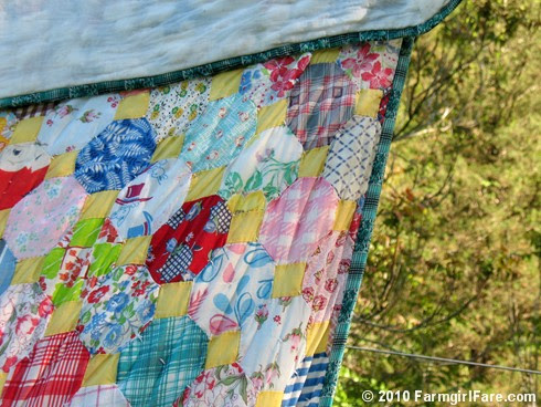 4 New Old Quilt