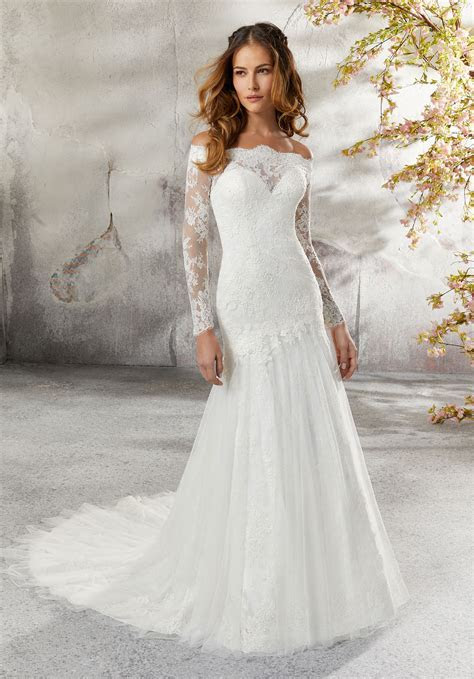 Lillian Wedding Dress   Style 5686   Morilee
