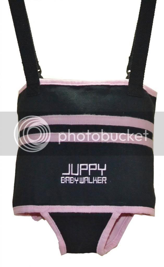 Pink Juppy Baby Walker Momentum