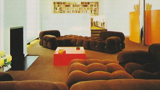 Houses Architects Live In - 1970s Interior Design - Voices of East Anglia