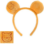 Winnie The Pooh Ears Child Accessory