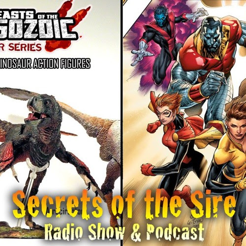 SoS Ep 46: Guest David Silva, X-Men News & More by Secrets of the Sire