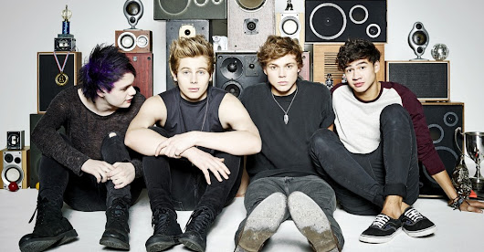5 Seconds Of Summer brengt live video uit