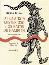 O flautista misterioso e os ratos de Hamelin