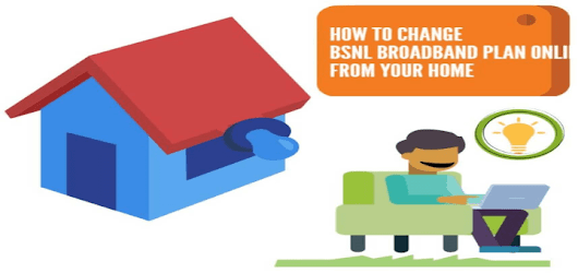 How to change BSNL Broadband plans - An easy guide from Bpedia