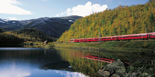 Time to visit Norway | Great Rail Journeys
