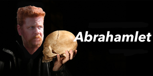The Tragedy of Abrahamlet – Abraham's Best Quotes on TWD - NerdFu