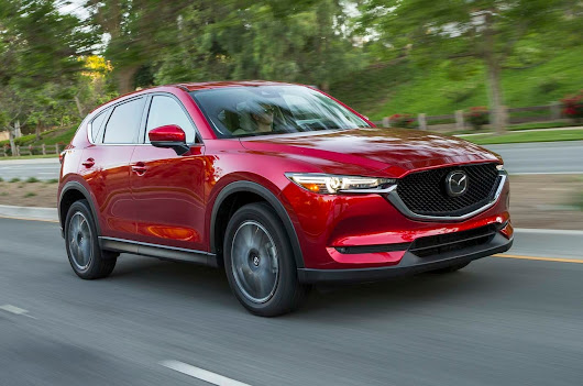2017 Mazda CX-5 Grand Touring AWD First Test Review