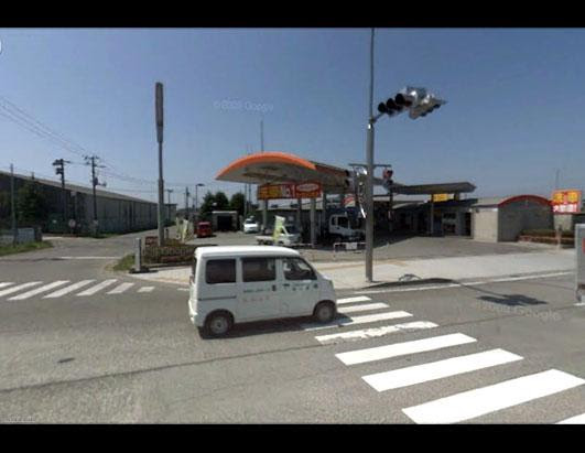 Japan Landmarks Before and After