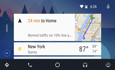 Android Auto now has a desktop emulator for developers