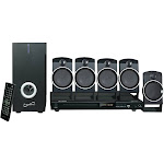 Supersonic SC-37HT 5.1 Channel Home Theater System - Black