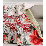Barefoot Bungalow Meadow Throw