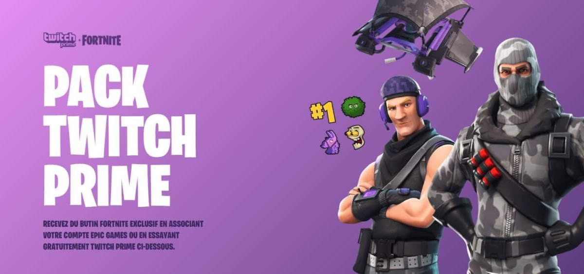 Comment Avoir Twitch Prime Gratuit Fortnite | Fortnite Cheats Pc